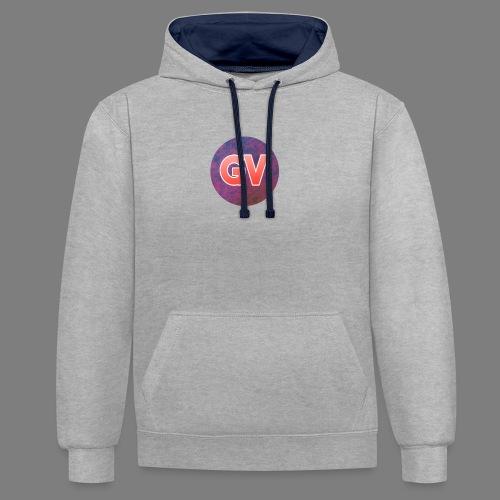 GV 2.0 - Contrast hoodie