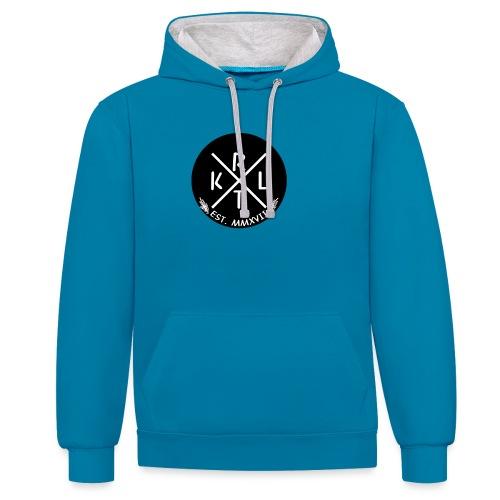 KRTL Original Brand - Contrast hoodie