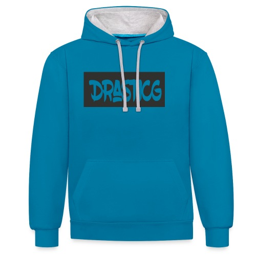 Drasticg - Contrast Colour Hoodie