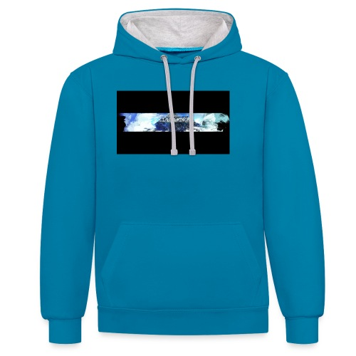 Limited Edition Banner Merch - Contrast Colour Hoodie
