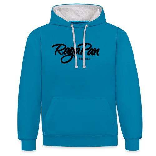 ragapan - Sweat-shirt contraste