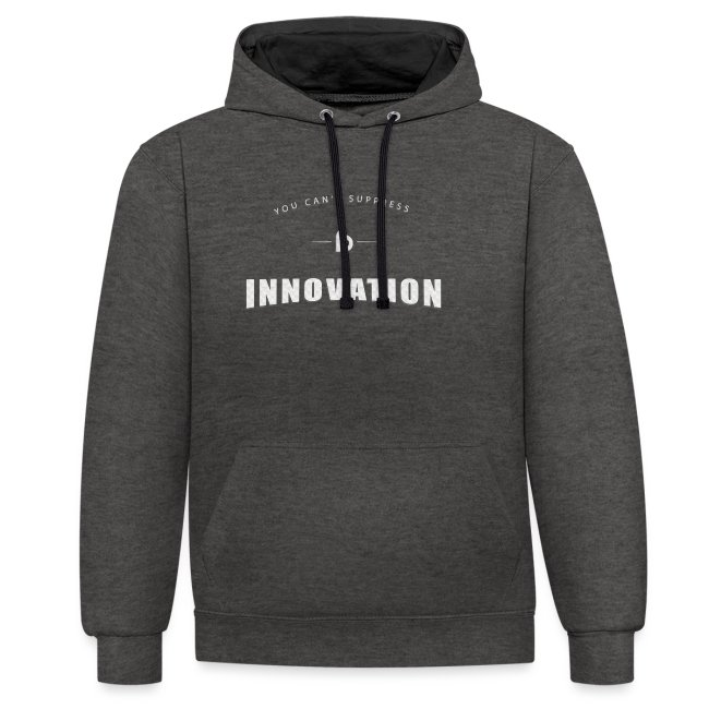 You can't suppress Innovation
