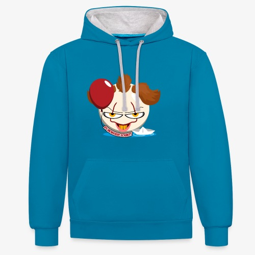 Clown BB (Hors-Série) - Sweat-shirt contraste