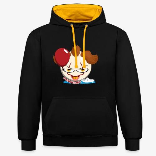 Clown BB (Hors-Série) - Sweat-shirt contraste