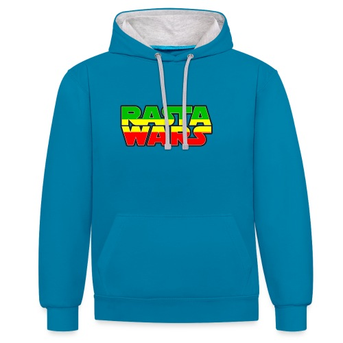 RASTA WARS KOUALIS - Sweat-shirt contraste