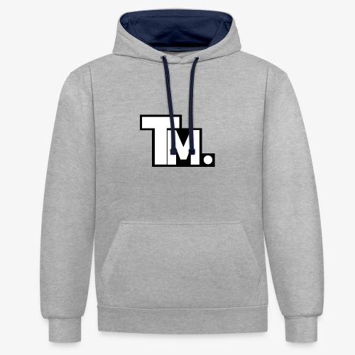 TM - TatyMaty Clothing - Contrast Colour Hoodie
