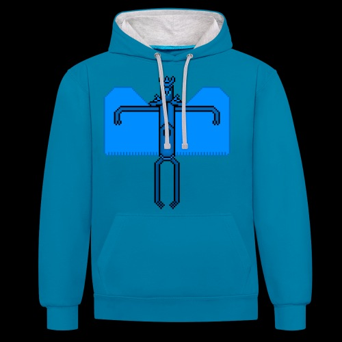 Cryogen - Contrast Colour Hoodie