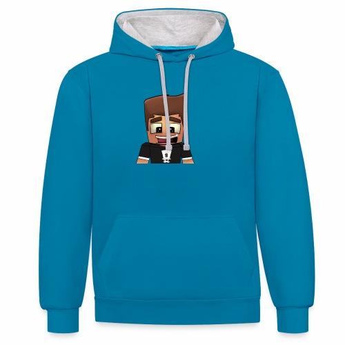 DayzzPlayzz Shop - Contrast hoodie