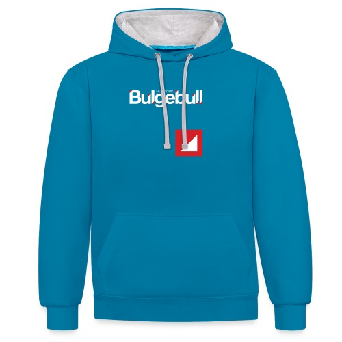 BULGEBULL ICON2 2015 - Contrast Colour Hoodie