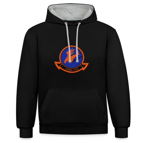VAW - Contrast Colour Hoodie