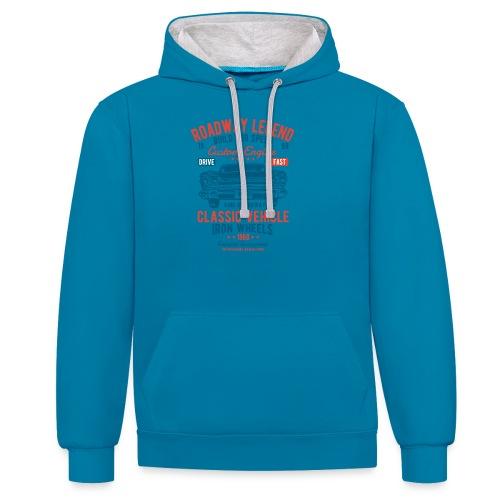 Roadway Legend - Contrast hoodie