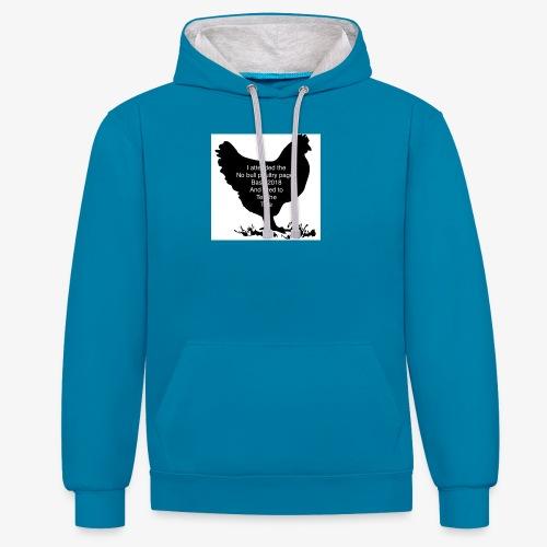 2DE2ADD8 8397 41E2 B462 85931C4D203C - Contrast Colour Hoodie