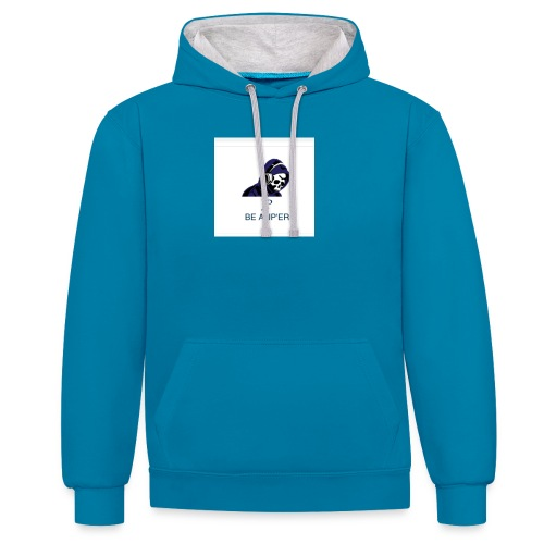 New merch - Contrast Colour Hoodie