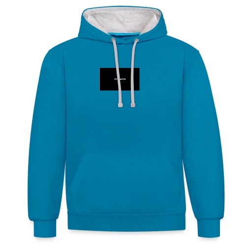 Itz Sxth - Contrast Colour Hoodie