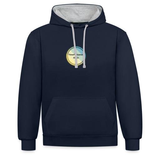 TimeForGames Merchandise - Contrast Colour Hoodie