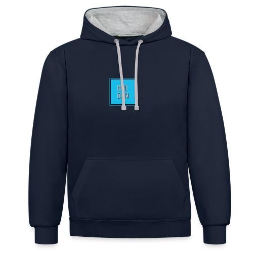 HoeDan Merchandise - Contrast hoodie