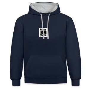 Big Daddy - Contrast Colour Hoodie