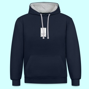 Logo Lyokus - Sweat-shirt contraste