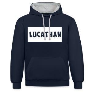 GOED_2-png - Contrast hoodie