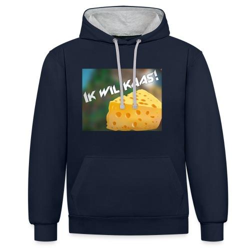 DeGeldigeKaas Merchandise - Contrast hoodie