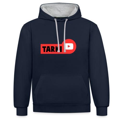 Tarki - Sweat-shirt contraste