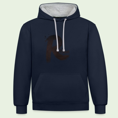 Hoodie Robbuuh (M/V) - Contrast hoodie