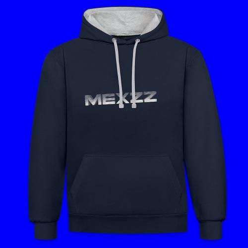 MexzZ in 's Flash - Contrast hoodie