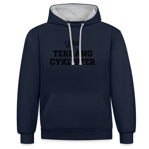 Luleå Terrängcyklister - Kontrastluvtröja