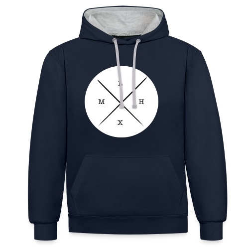 logo_-_copie-page-001 - Sweat-shirt contraste