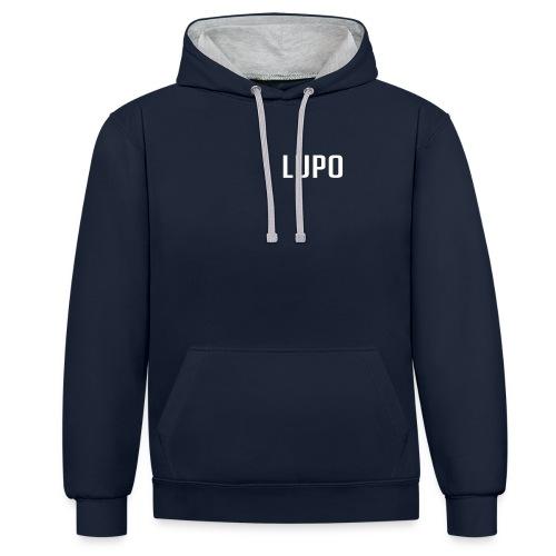 desing-png - Contrast hoodie
