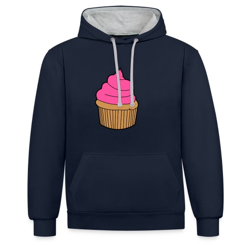 Xano Muffin's - Contrast Colour Hoodie