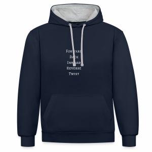 F4A2B963 D241 4FE8 93F2 284ECC484F6C - Contrast hoodie