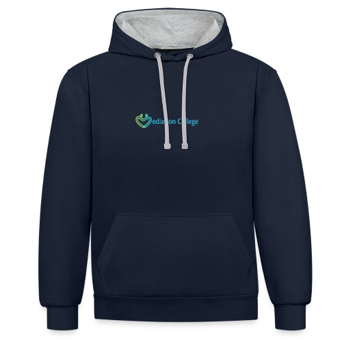 Mediation College Member - Contrast hoodie