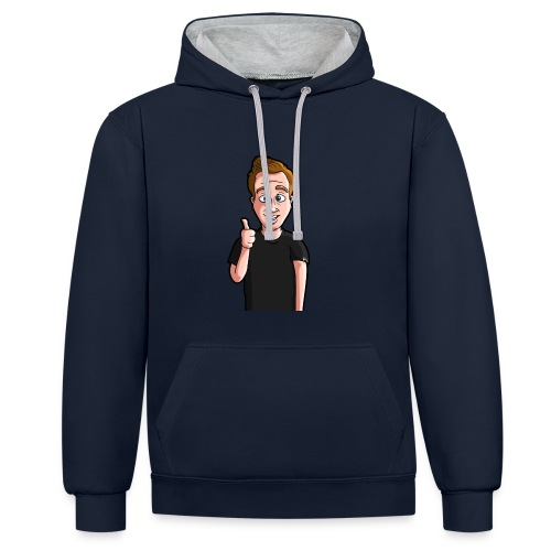 Jamboo Avatar - Contrast Colour Hoodie