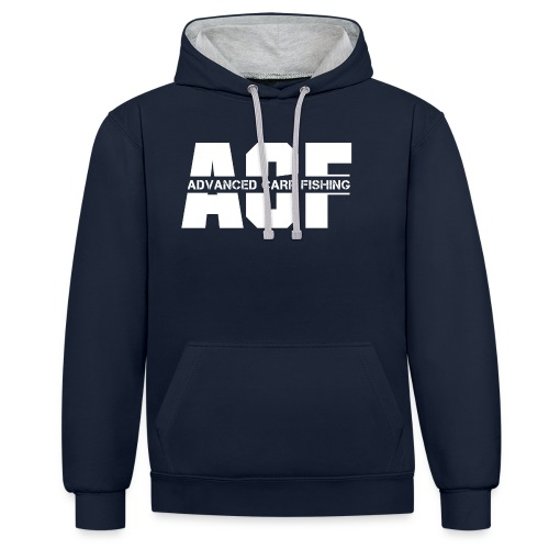 ACF W - Contrast Colour Hoodie