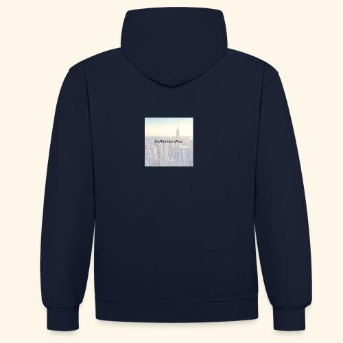 ItsAminecrafter - Contrast hoodie