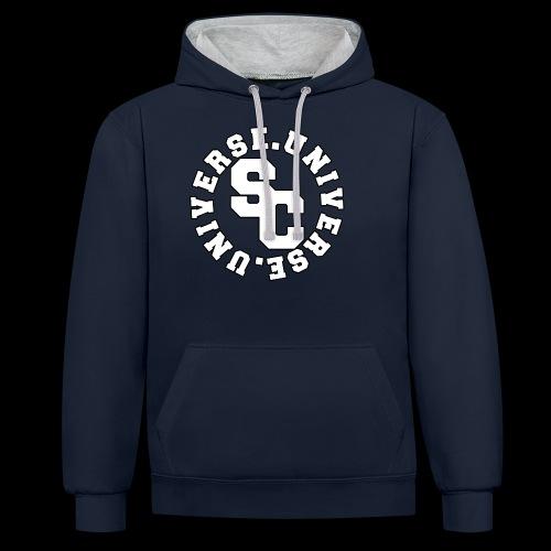 scu shirt logo png - Sweat-shirt contraste