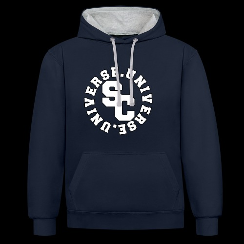 scu shirt logo png - Sweat-shirt contraste