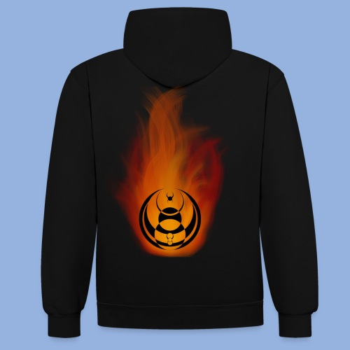 Seven nation army Fire - Sweat-shirt contraste