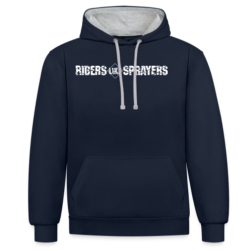 logo officiel RLS - Sweat-shirt contraste