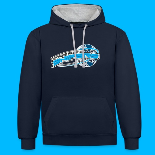 Strike Force Snipers Sweater - Contrast Colour Hoodie