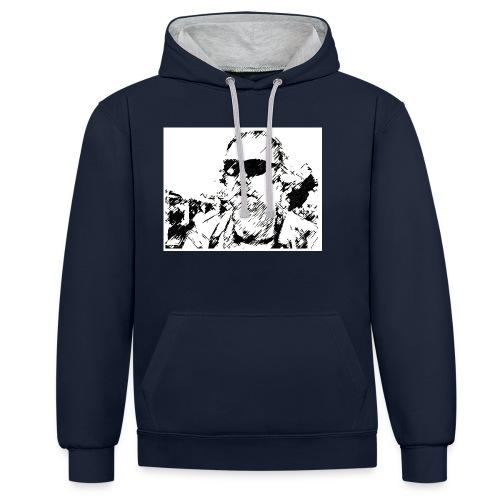 De Opperpater - Contrast hoodie