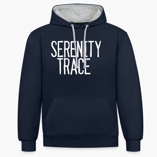 Serenity Trace LOGO W - Kontrast-hettegenser
