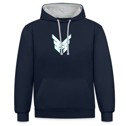 T-SHIRT | SnyPex - Contrast hoodie