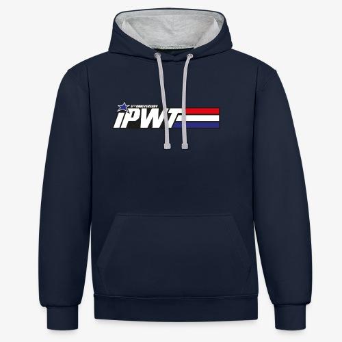 IPWT GiJoe - Sweat-shirt contraste