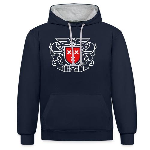 Wapen van Breda - Diap - Contrast hoodie