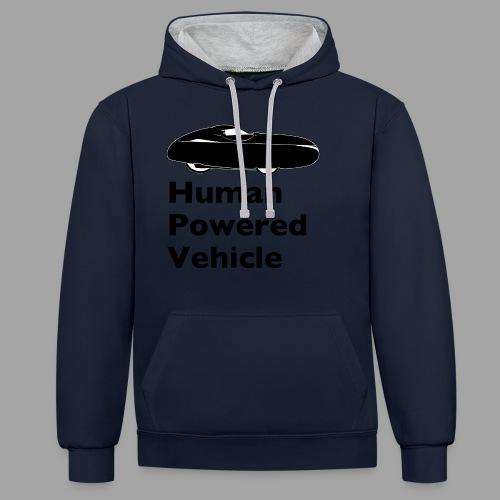 Quest Human Powered Vehicle 2 black - Kontrastihuppari