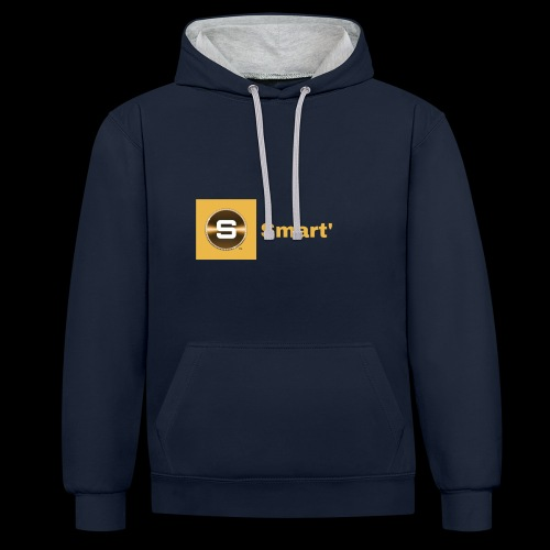 Smart' ORIGINAL Limited Editon - Contrast Colour Hoodie