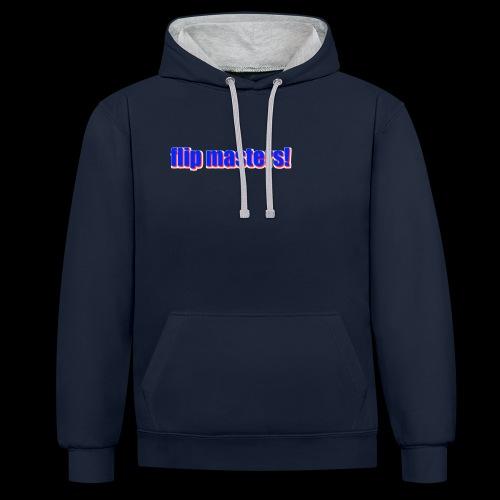 sappig - Contrast hoodie
