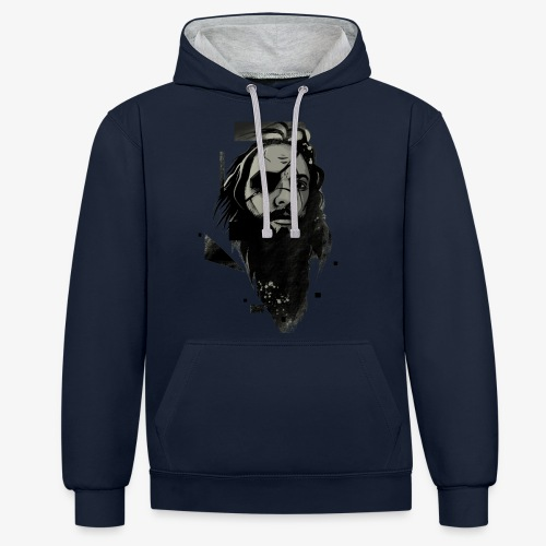 Big Boss CE - Contrast Colour Hoodie